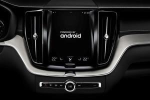 Les futurs systèmes d'info-divertissement Volvo seront bâtis sur la plate-forme Android de Google.