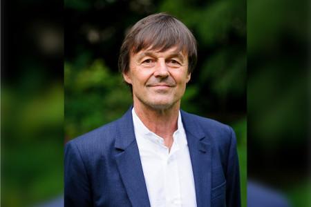 Nicolas Hulot, ministre de la Transition écologique (© Arnaud Bouissou/TERRA)