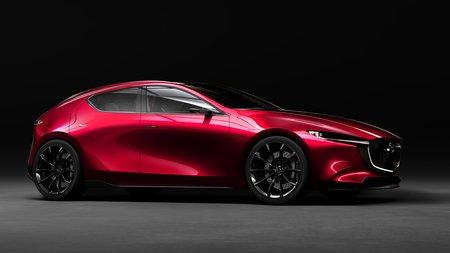 C'est la future Mazda 3 qui inaugurera le moteur Skyactiv-X.