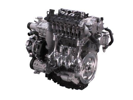 Le moteur Skyactiv-X de Mazda.