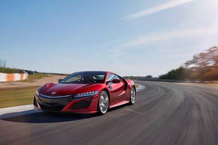 La Honda NSX aura été l'une des premières supercars hybrides. Elle ne sera pas la dernière !