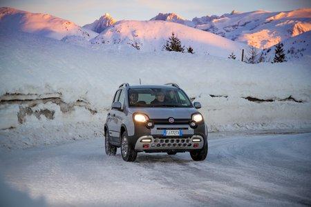 Fiat Panda 4X4 Cross (© Cyrille Quintard)