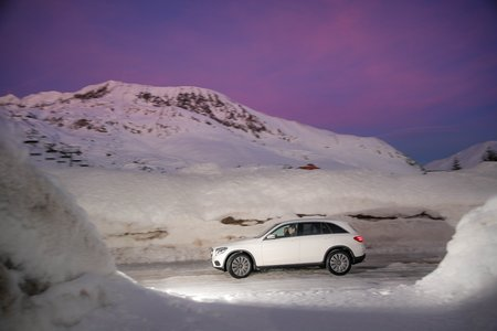 Mercedes GLC (© Cyrille Quintard)