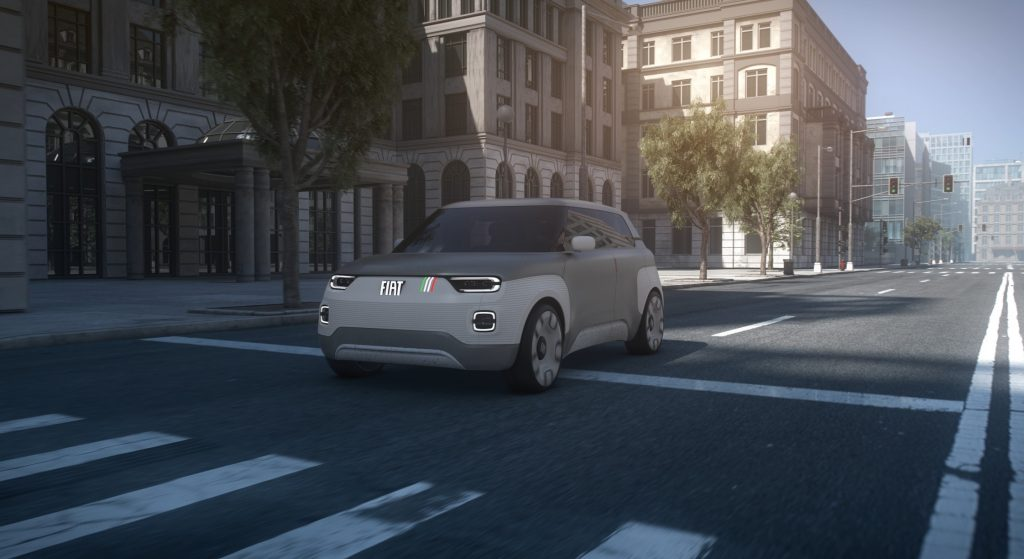 Fiat Centoventi Concept (Genève 2019)
