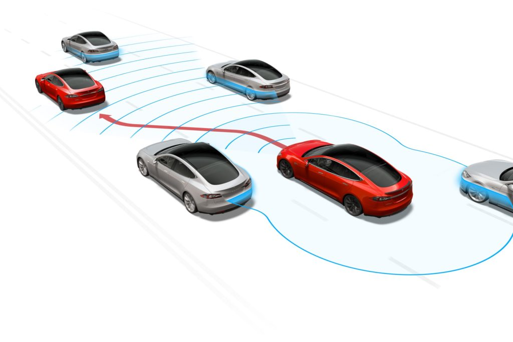 L'Autopilot de Tesla