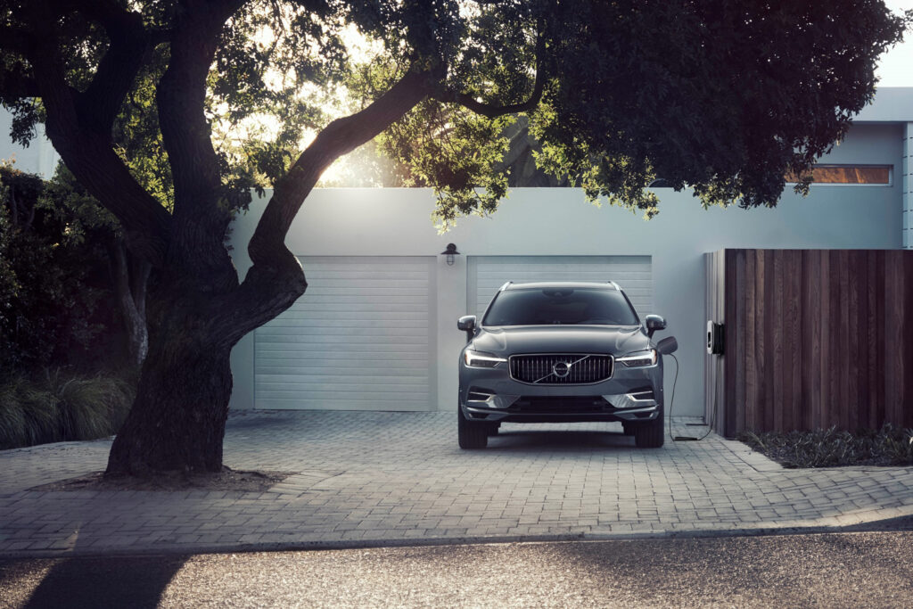 Volvo XC60 hybride rechargeable